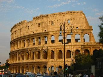 Coloseum v Římě