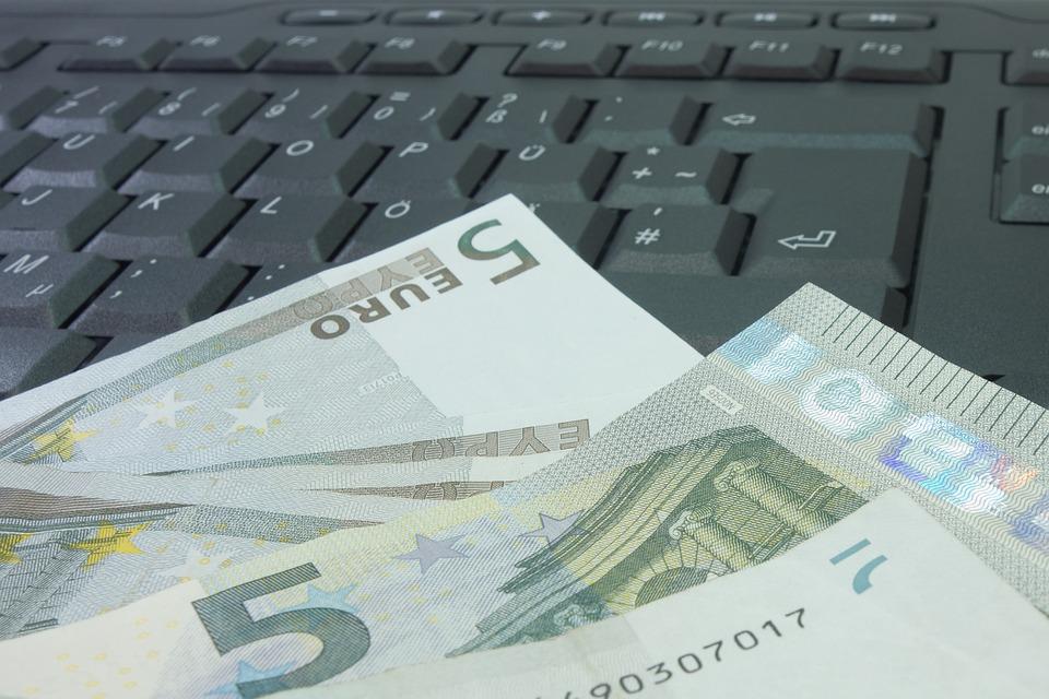 eura u počítače