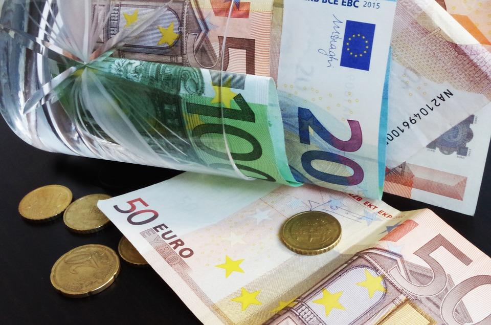eura ve skleničce