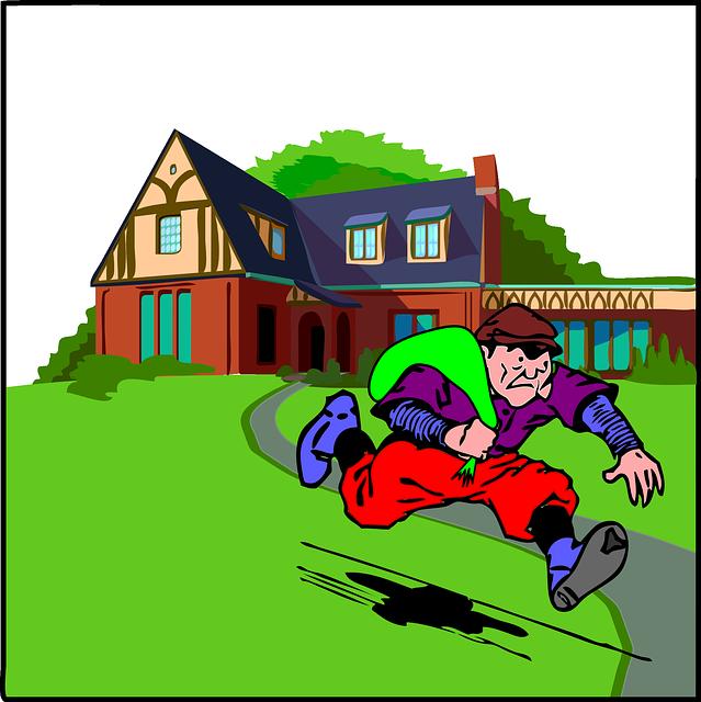 zloděj na útěku