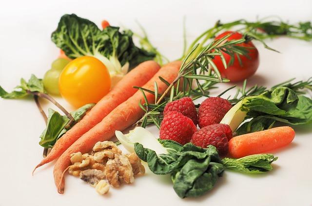 Zdravá vyvážená strava
