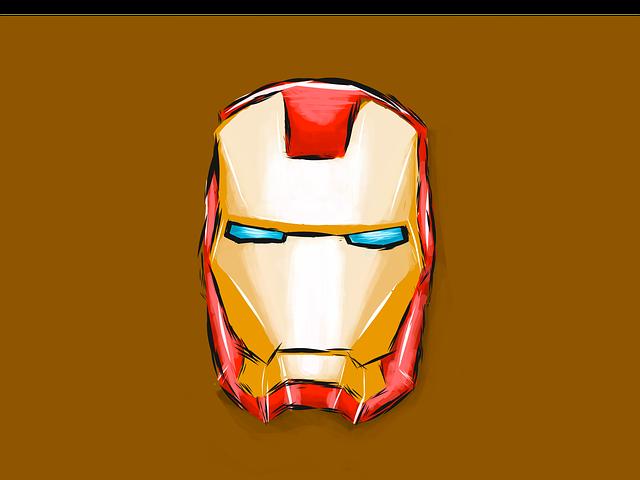 maska Iron Mana