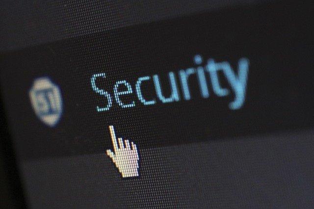 ikona ochrany