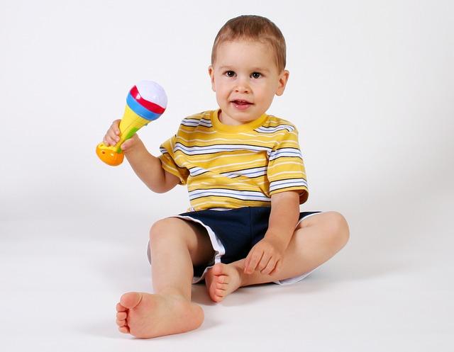Hrající hračky mají u těch nejmenších úspěch