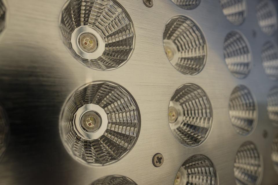 svítidla LED
